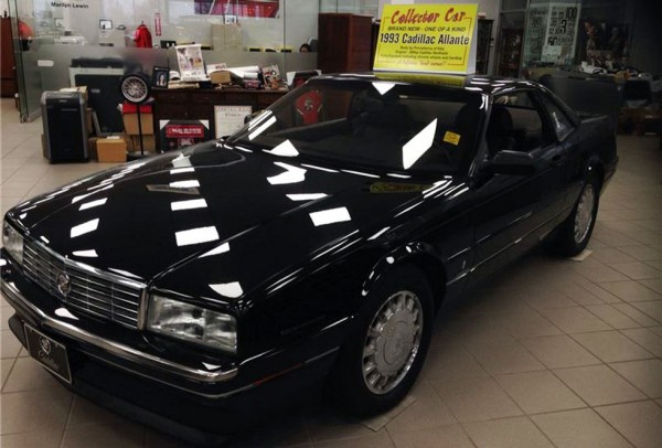 Cadillac Allante, Cadillac Catera, модель Кадиллак