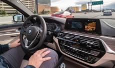 Седан BMW 5-Series оснастили повноцінним автопілотом
