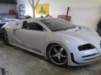 Саморобний клон Bugatti Veyron продали за 55 000 доларів