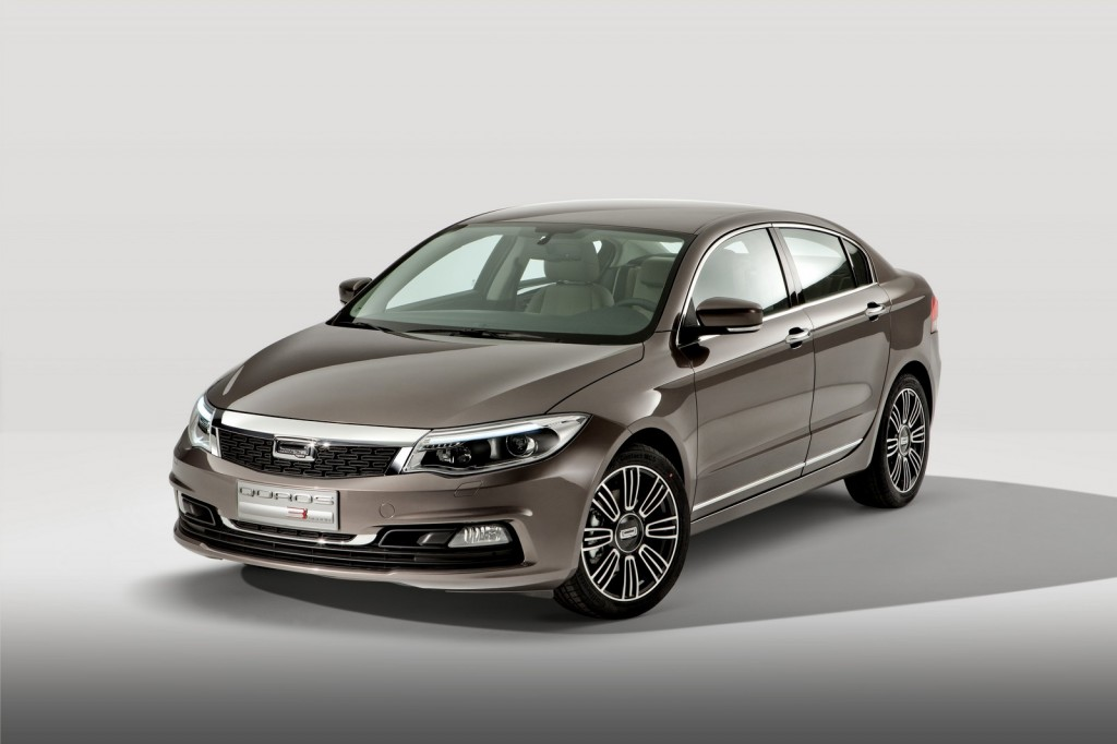 Qoros, Qoros Sedan, Qoros Auto Co. Ltd, метро без, Renault 12