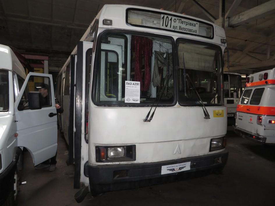 ЛАЗ А291