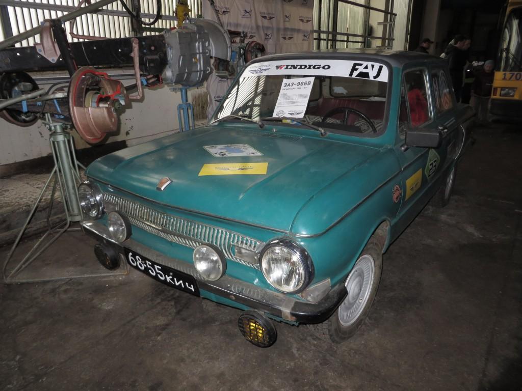 ЗАЗ-966В