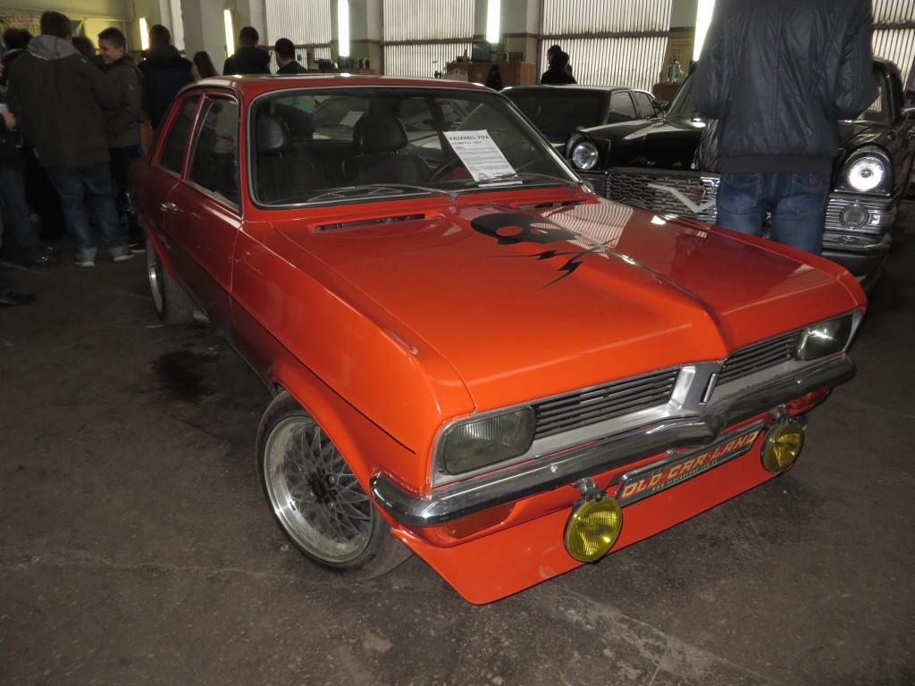 "Vauxhall Viva, ІЕРЦ ""Київпастранс"""