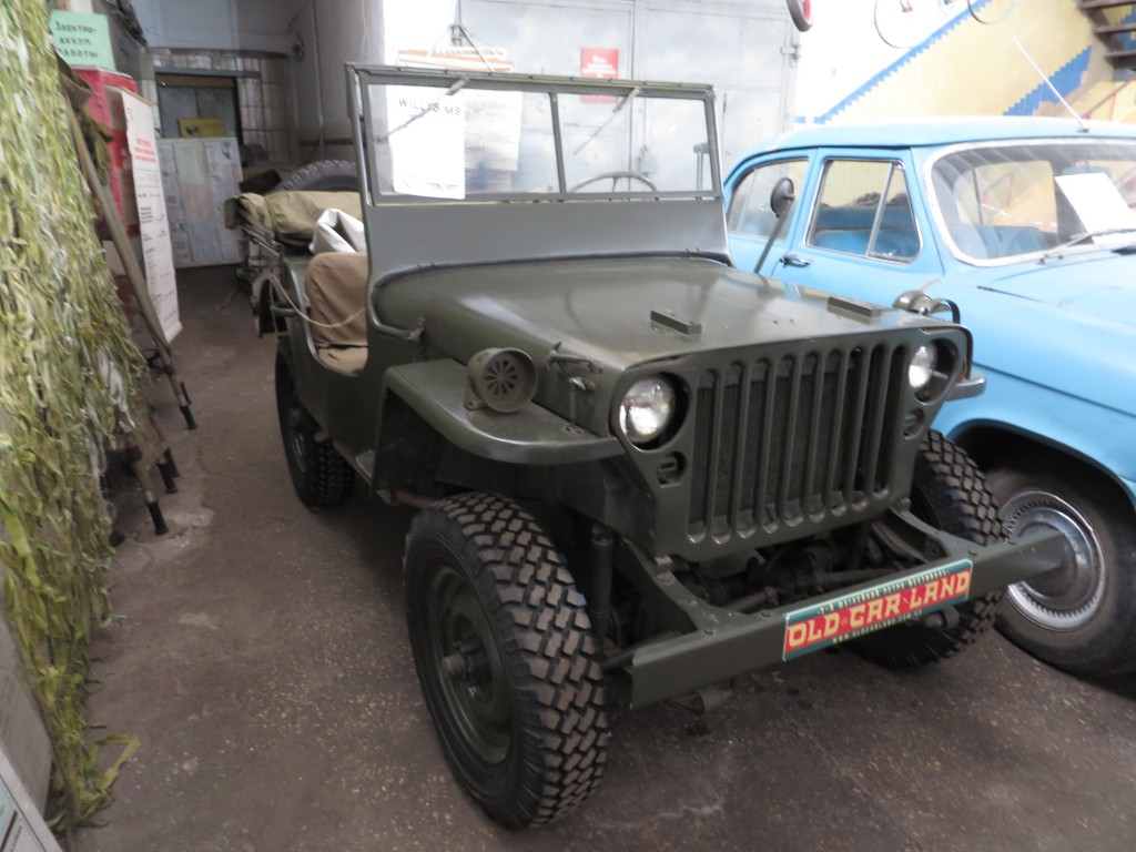 "Willys MB, ІЕРЦ ""Київпастранс"""