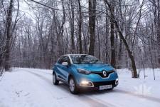 Тест-драйв Renault Captur: Гарний настрій у сірому місті