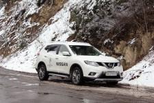 Тест-драйв Nissan X-Trail: акцент на статус