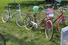 OldCarLand-2017 (весна): велосипеди