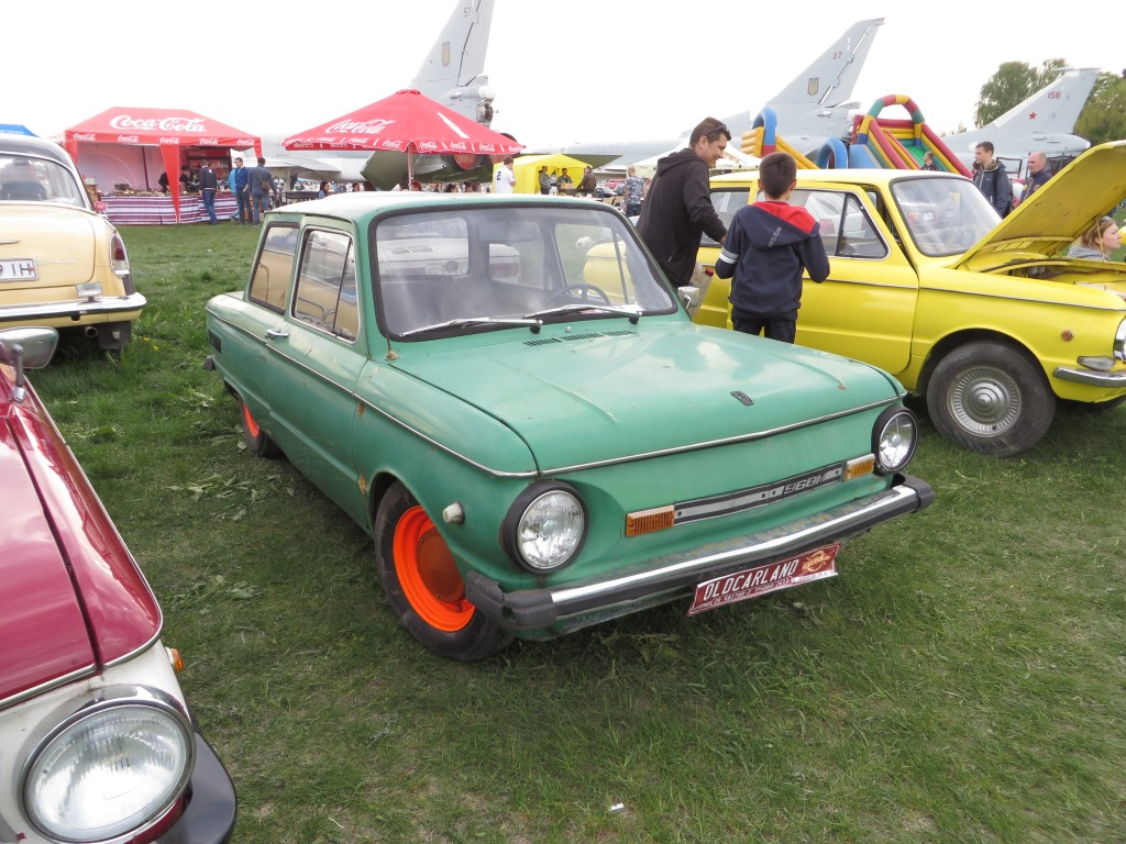 OldCarLand-2017, ЗАЗ