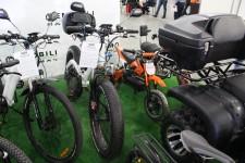 Plug-in Ukraine 2017: електросамокат, електровелосипед