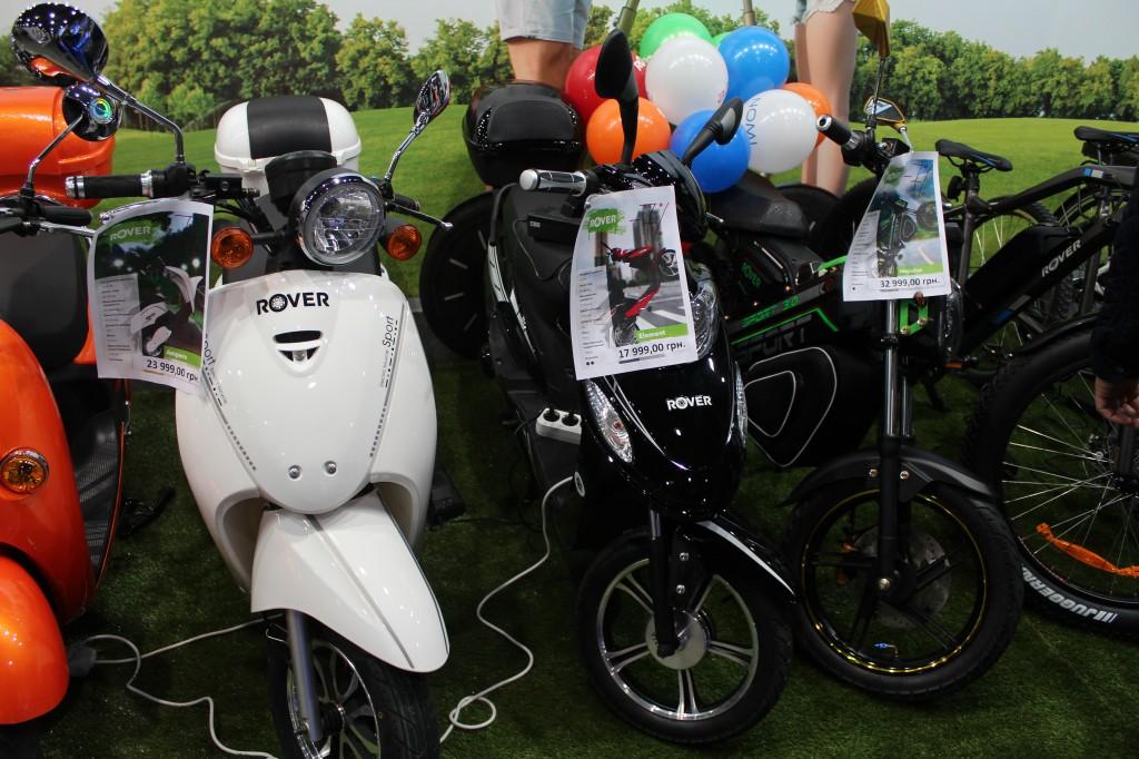 Rover, Plug-in Ukraine 2017