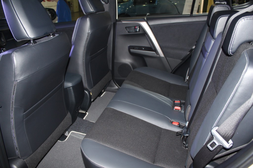 Plug-In Ukraine 2017, Toyota RAV4