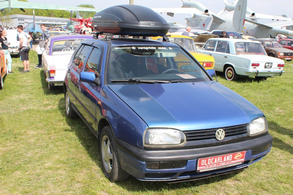 OldCarLand-2017, VW Golf