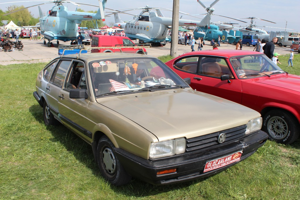 OldCarLand-2017, VW Passat B2
