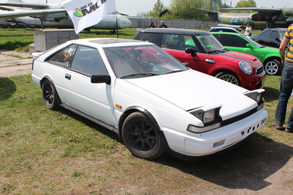 OldCarLand-2017, Nissan Silvia S12