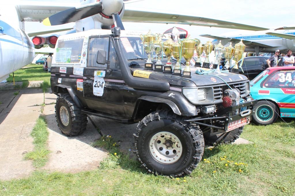 OldCarLand-2017, Toyota Land Cruiser 73