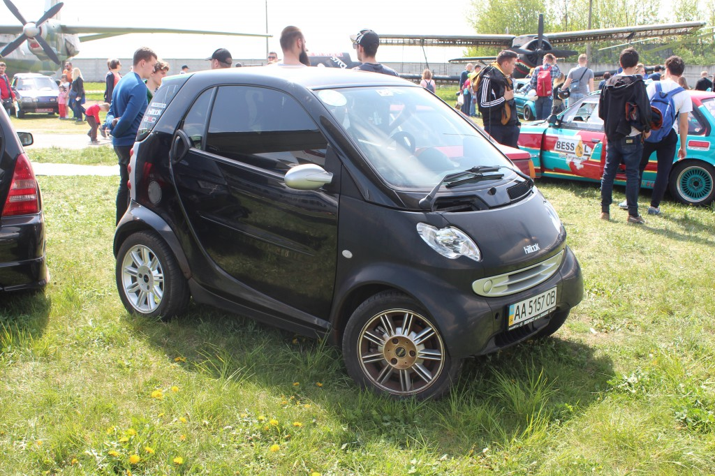 OldCarLand-2017, Smart ForTwo