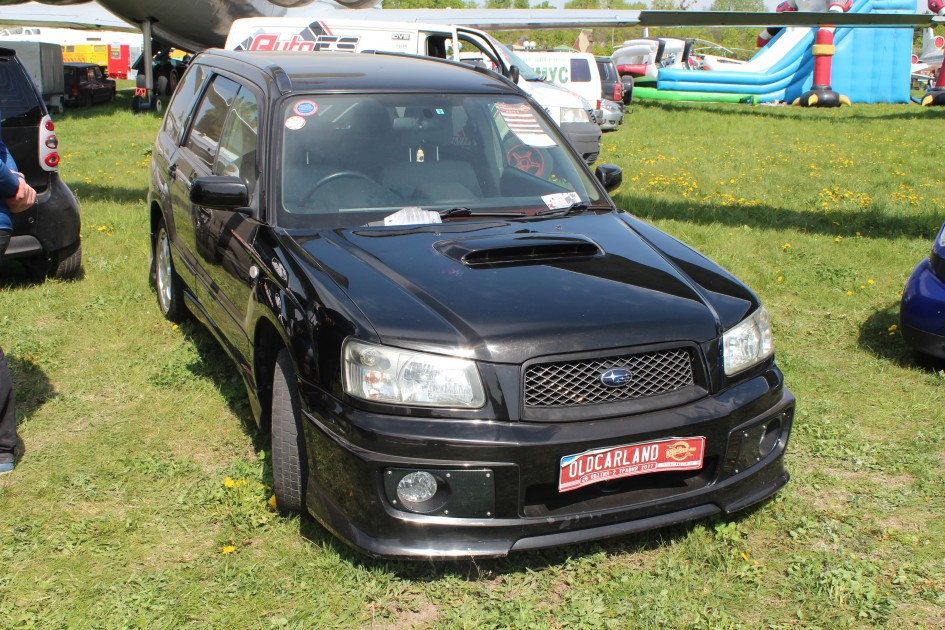 OldCarLand-2017, Subaru Forester