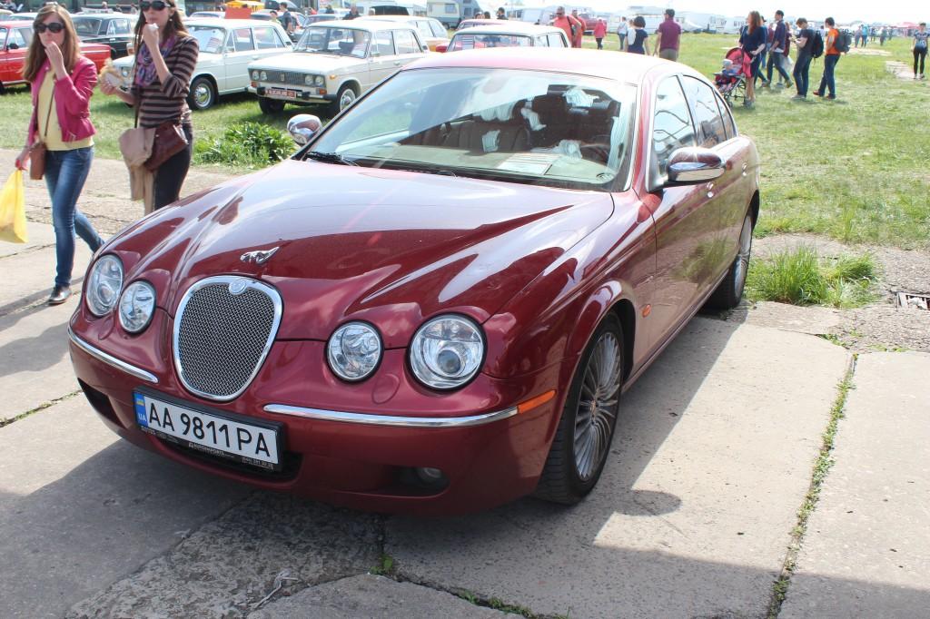 OldCarLand-2017, Jaguar S-Type