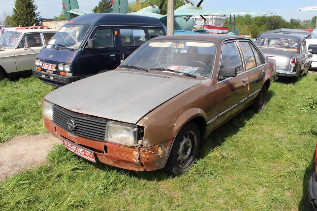 OldCarLand-2017, Opel Rekord