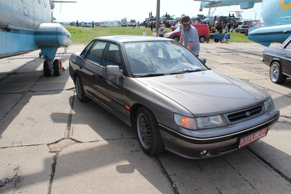 OldCarLand-2017, Subaru Legacy