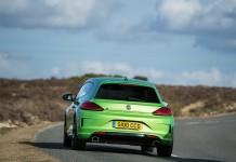 VW Scirocco: нове відродження, новий двигун