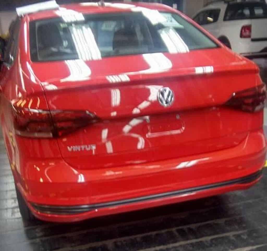 VW Virtus, Polo