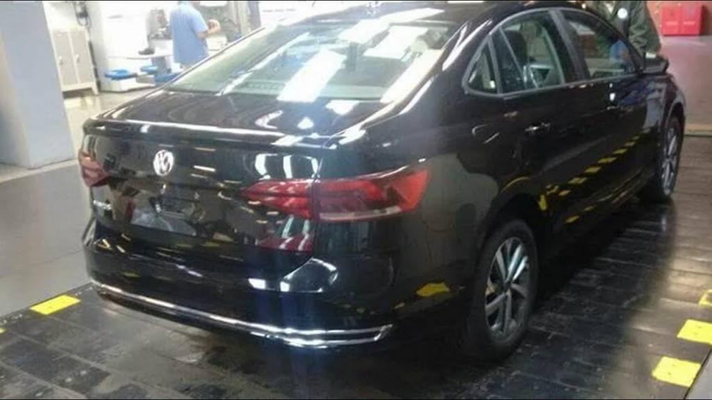 VW-Virtus, Polo