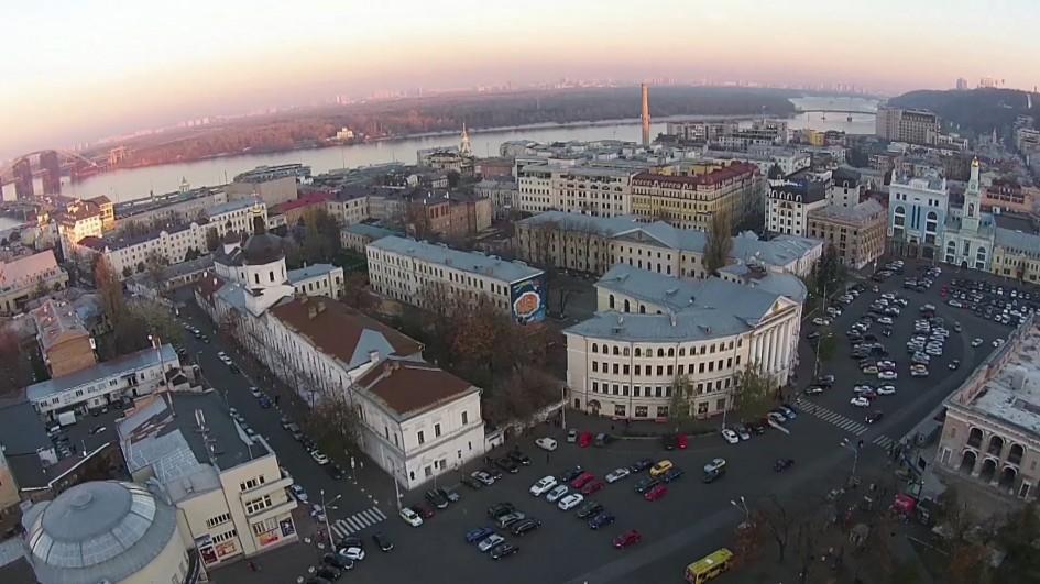 Контрактова площа, Подільський район
