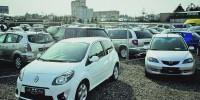 Україна: навіть не сподівайтеся на дешеві автомобілі