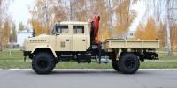 КрАЗ-5233ВЕ: вантажівка отримала нову роботу за кордоном!