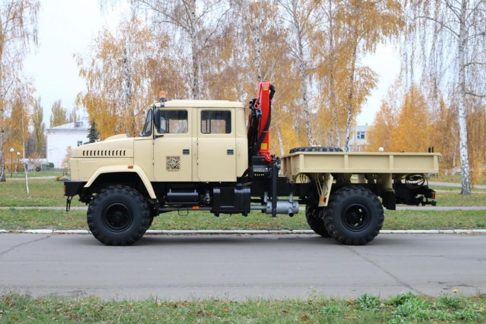 Кременчуцький автозавод, КрАЗ-5322ВЕ