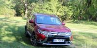 Тест-драйв Mitsubishi Outlander: люксовий вояж