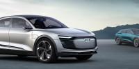 Audi почала приймати попередні замовлення на e-tron SUV