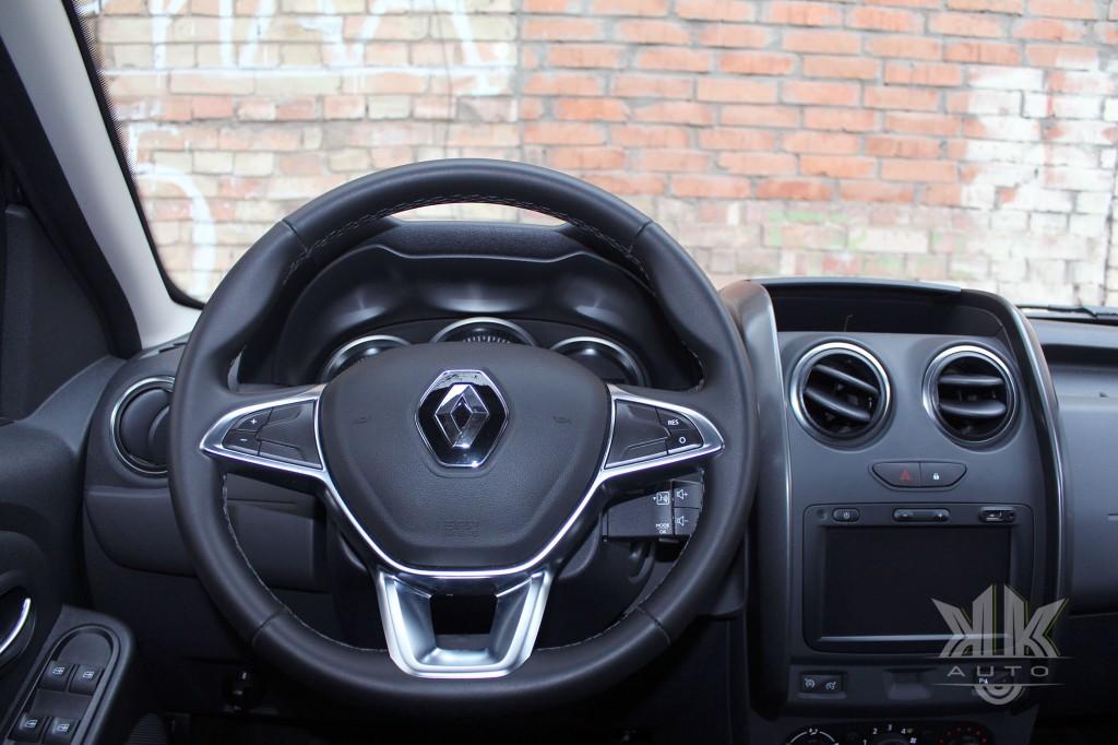 тест-драйв, Renault Duster