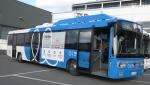 У Фінляндії презентували новий електробус Linkker Oy