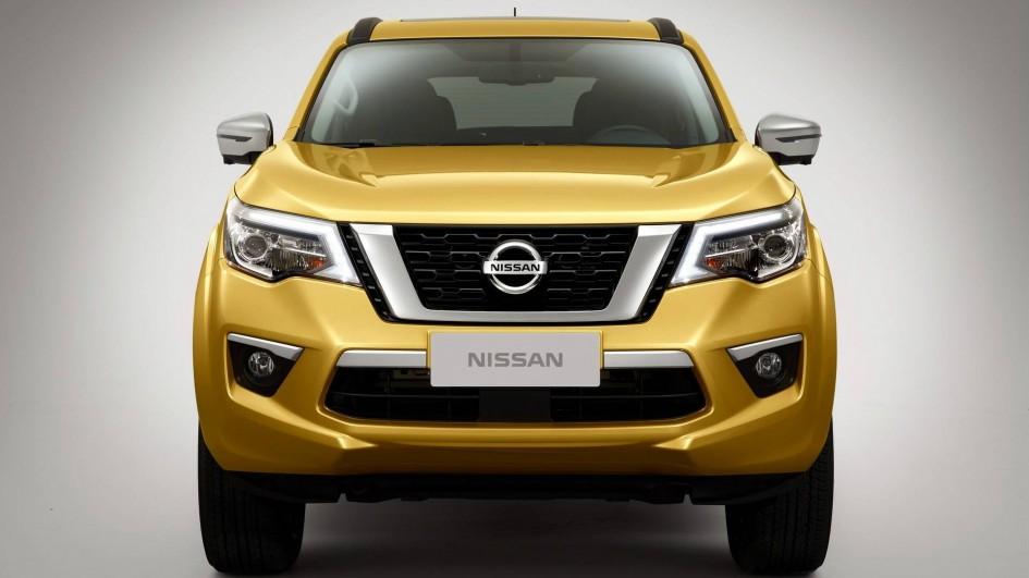 Nissan, Terra, Китай, Пекінське автошоу, Navara
