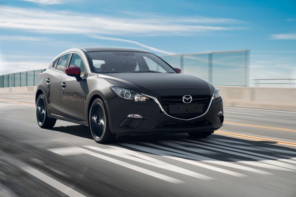 Mazda, SkyActiv-X, Мазда, Mazda SkyActiv-X, Mazda CX-5, Україна