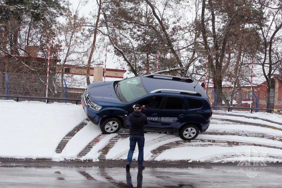 тест-драйв, презентація, Renault Duster