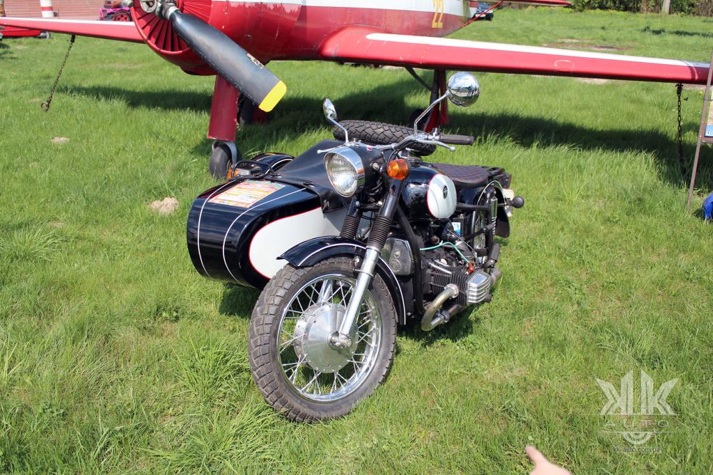OldCarLand-2018, МТ-11 Дніпро, мотоцикли