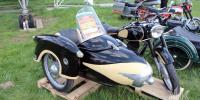 OldCarLand-2018: мотоцикли Дніпро та інші