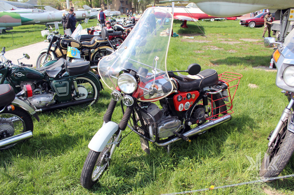 OldCarLand-2018, Jawa, мотоцикли