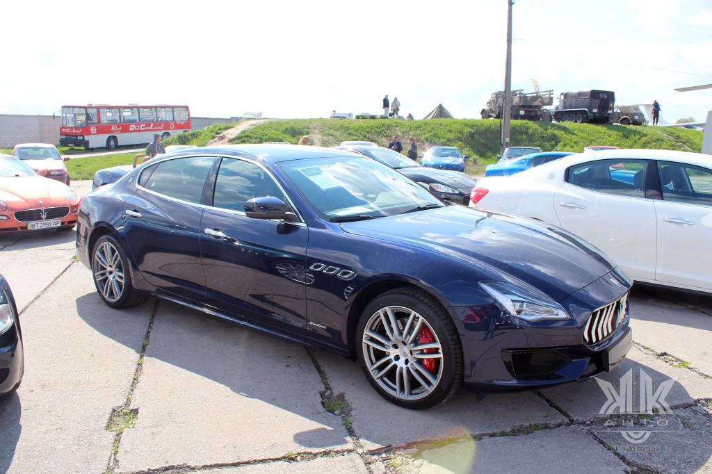 OldCarLand-2018, Maserati