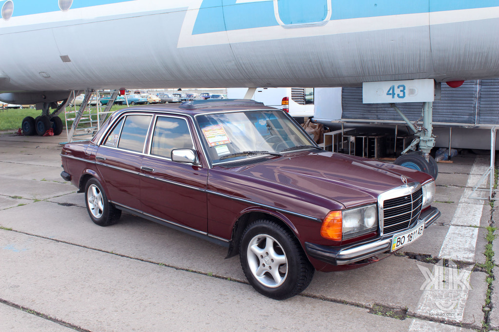 OldCarLand-2018, Mercedes-Benz
