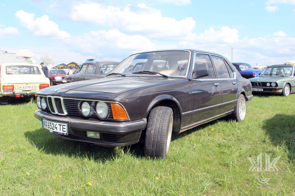 OldCarLand-2018, BMW