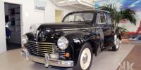 Peugeot 203: раритетний мешканець Києва