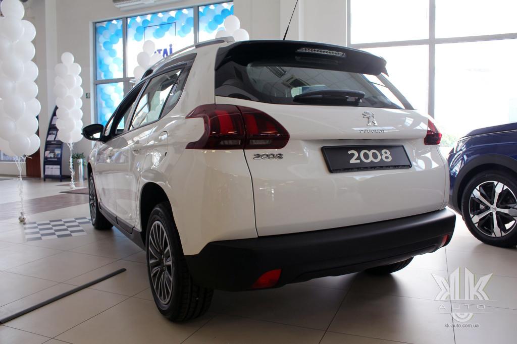 тест-драйв, Peugeot 2008
