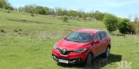 Renault Kadjar, тест-драйв: краса по-французьки