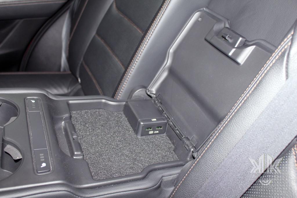 тест-драйв, Mazda CX-5