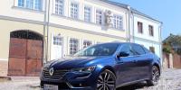 Тест Renault Talisman: статусність без зайвих домішок