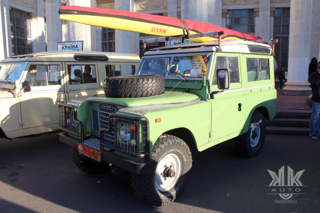 OldCarLand-2018, Land-Rover
